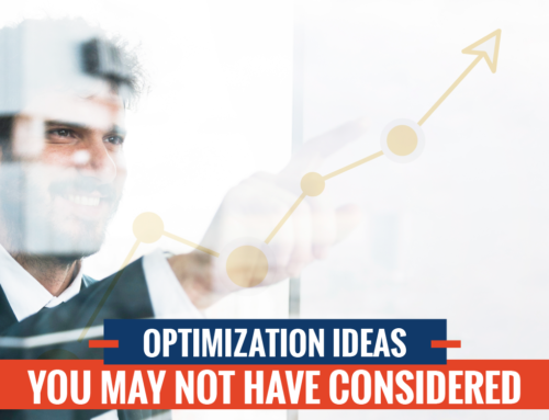 7 Optimization Ideas You May Not Have Considered